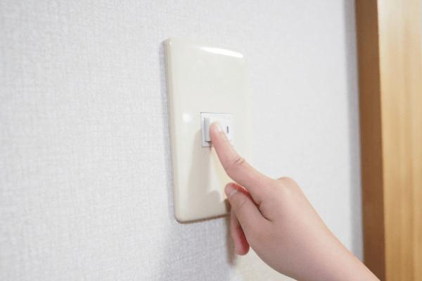 スイッチを使いやすい位置に移動させたい